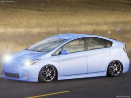 Toyota Prius by ChrisKnockout