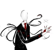 Slenderman by jfvgnemesis