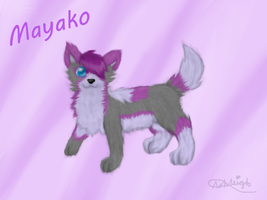 Gift for BaconGurl :3 by PixieGirl3