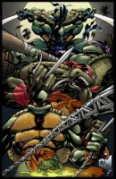 Ninja Turtle by ejslayer