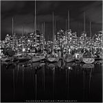 Night Boats II by Val-Faustino