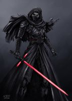 Kylo Ren Play Arts Variant by darth-iskander