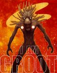 Groot-color by mikeorion22