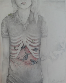 Butterflies In My Stomach by Auddi