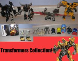 Transformers Collection Part 1 by LeaveItToVi