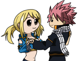 NaLu can I have this dance ? by KeeyBe