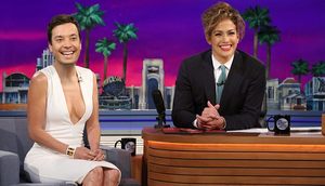 The Tonight Show with Jennifer Lopez...? by DekuScrubxx