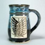 Survey Corps Mug by KraftyThoughts