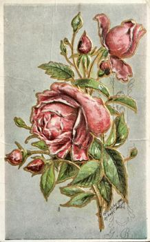 Roses Speak the Language of the Heart by Yesterdays-Paper
