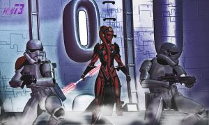 Darth Talon V2 009 by WLN73