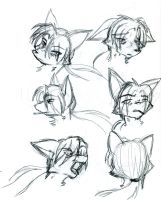 Insp. Nills concept sketches by Inspectornills