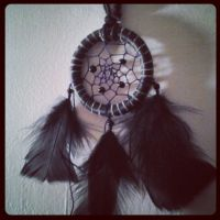 Watch Over My Dreams ....My Little Dream Catcher by ArcangelaRay