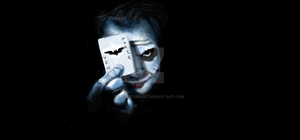 The Joker by dogscumage