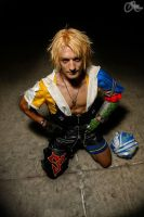 Leon Chiro as Tidus - FFX by Renaud Mentrel by LeonChiroCosplayArt