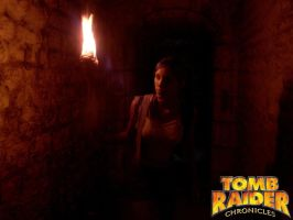 Cosplay Lara Croft - Tomb Raider V - Young Lara by MissCroftCosplay