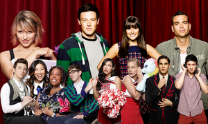 Glee Cast Season 3 Wallpaper by Wolfvesz