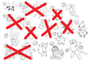 FAKEMON AUCTION! - ENDED! by MyMarshlands