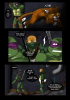 TMNT (fanmade) Same as it never was Aftershock _32 by FleshCreature