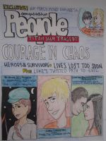 People Demigod Edition : Courage In Chaos by ClaireW-artist