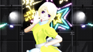 |MMD|Chica by OLOKL