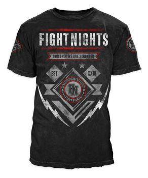 MMA Fight Nights by seventharmy