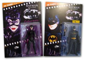 batman returns figures by reptilest