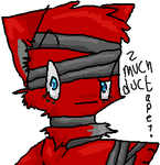 2 much duct tape oO by fuzzy-ducttape