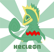 Kecleon by midnightheist