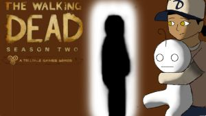 Cry plays the Walking Dead by dreamsshadow