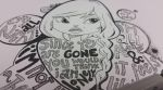 - Doodle: Since you are gone... by Cyberbirdy