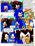 SoniComic Page 8 by FritzyBeat