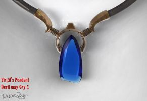 Devil may Cry 5:  Vergil's Pendant by Bahr3DCG