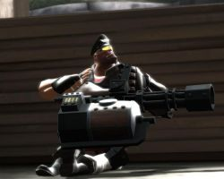 MvM: 2. Point: Get ready! (Cpt. Heavy ready) by Speavy