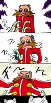 Sonic Comic : Eggman New Suit by chobitsG
