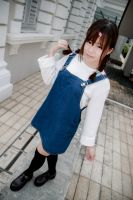 Casual - Girl by Xeno-Photography