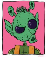 g is for greedo by striffle