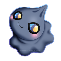 Shuppet by Clinkorz