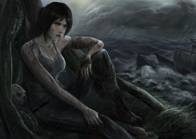 Tomb Raider Entry by coldprawn