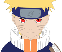 Naruto Mad by Hand-Banana