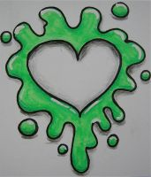 Toxic Heart Goo by BeckyHolly