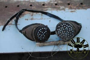 Junker Goggles by Zaxnot