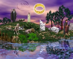 Middle Earth by Don64738