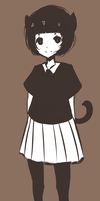 laughing cats don't weep by YuukoAkinyama