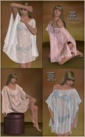 Dynamics Poncho for Victoria 4 by Art-by-Lully