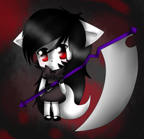 chibi killer by cutyhtf
