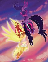 Twilight Shimmer by wisppit