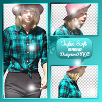 Taylor Swift-Pack Png by DesignersPNGS
