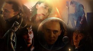Loki - I am burdened with glorious purpose. by LuluDarling