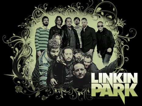 Linkin Park by plamssitoo