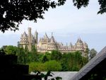 Camelot - Chateau de Pierrefonds June 2015 15 by MorgainePendragon